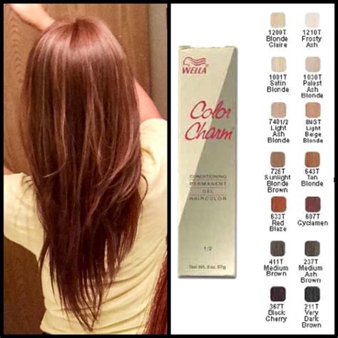 sally hair color sallys cherry cola hair color brown hairs of
