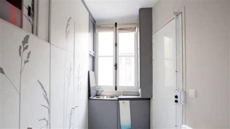 am駭ager une cuisine de 8m2 une chambre de bonne tout confort de 8m2 224