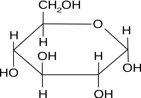 diagram of a carbohydrate the 411 on dexanhydrous glucose in workout supplements