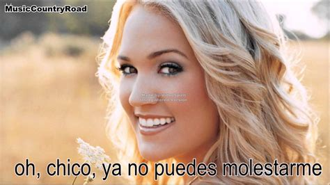 flat on the floor carrie underwood flat on the floor carrie underwood traducida al espa 241 ol