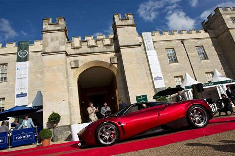 piguet car salon priv 233 2014 to take place at syon park from