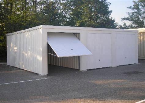 Garage Metallique En Kit 5918 by Prix Sur Demande