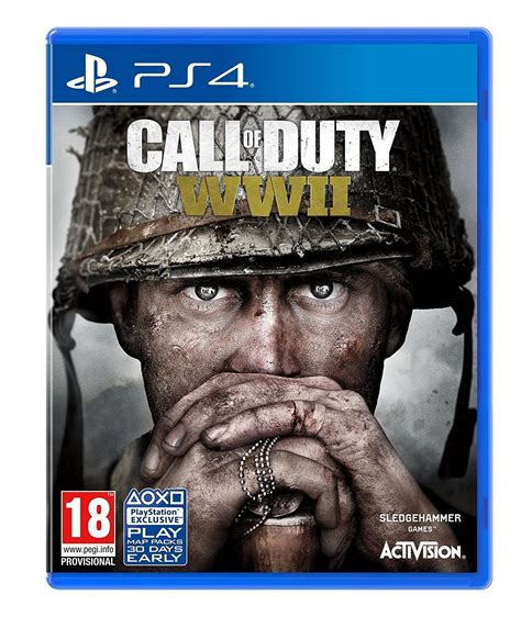 Kaset Ps4 Call Of Duty Wwii call of duty wwii toda la informaci 243 n ps4 pc xbox one vandal