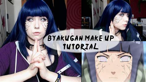 tutorial makeup hinata hinata hyuuga byakugan make up tutorial by sayuri shinichi