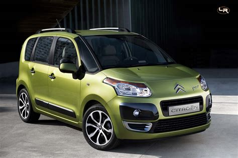 Citroen C3 Picasso by Citroen C3 Picasso Photos