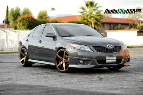 2005 toyota camry rims toyota camry custom wheels str 607 20x9 0 et tire size