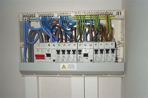 how to wire a shower consumer unit diagram efcaviation