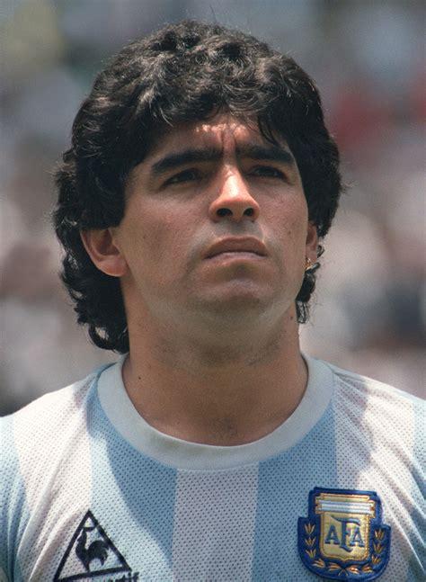 Diego Maradona Diego Armando Maradona Franco Iffhs Beta