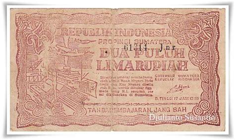 Uang Kertas Indonesia 61 banyak museum di indonesia belum memiliki uang kertas