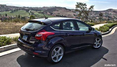 2012 Ford Hatchback by Ford Focus 2012 Sync With Myford Touch Review Skatter