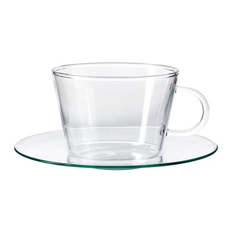 GÄLL Cup and saucer   IKEA