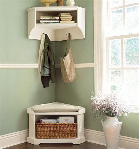 entryway coat storage ideas green room interiors blog meuble d angle fonctionnel pour r 233 ussir l am 233 nagement des