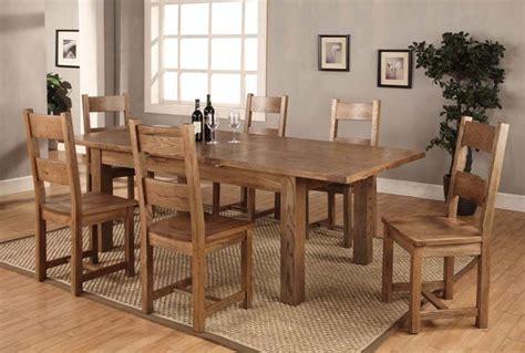 solid wood dining furniture ward log homes solid oak dining room furniture kitchen awesome oak