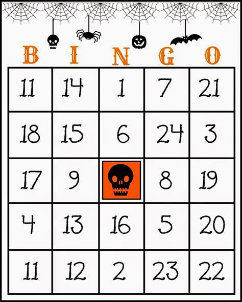 printable number 1 20 bingo crafty in crosby free printable halloween bingo game