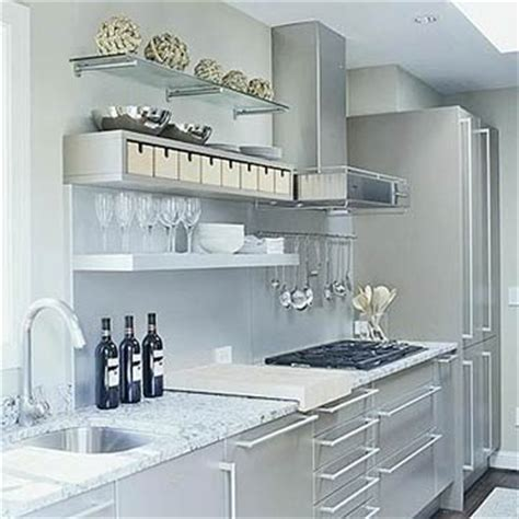 65 ideas of using open kitchen wall shelves shelterness 65 ideas of using open kitchen wall shelves shelterness