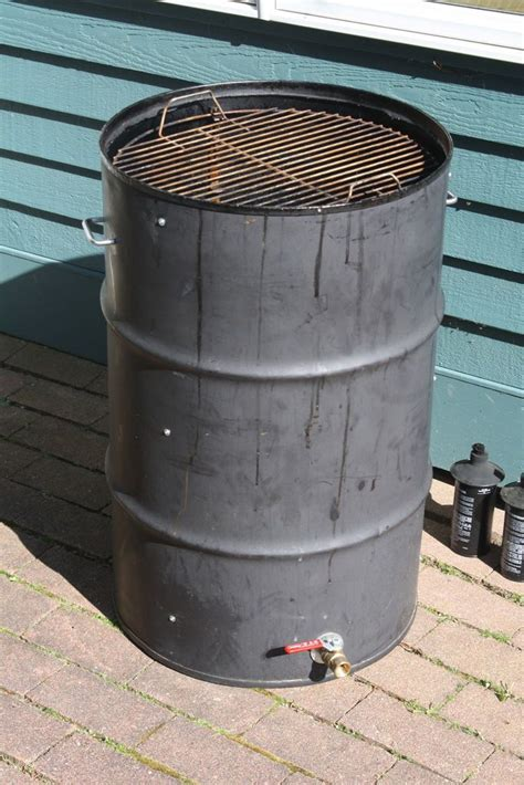 building a pit barrel smoker barrel smoker drum smoker and drum smoker 1000 ideas about drum smoker on drum smoker and barrel smoker