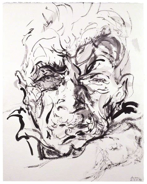 portraits john berger on 1784781762 john berger by maggi hambling portraits watercolour portrait and galleries