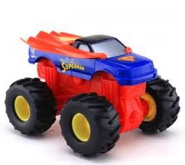 Wheels Truck Rev Ups Wheels 2014 Superman Jam Rev Tredz Trucks 1