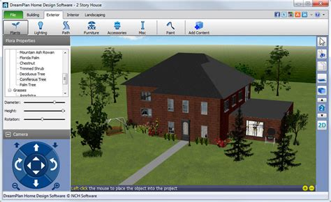 3d and 2d home design software suite dreamplan home design software free software downloads
