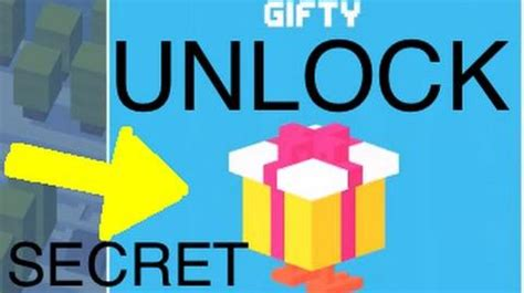 names of cross road mystery character video crossy road unlock secret character gifty