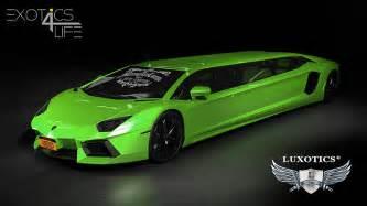 Lamborghini Limousines Cars