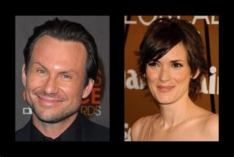 Christian Slater Are Dating by Christian Slater Dated Winona Christian Slater