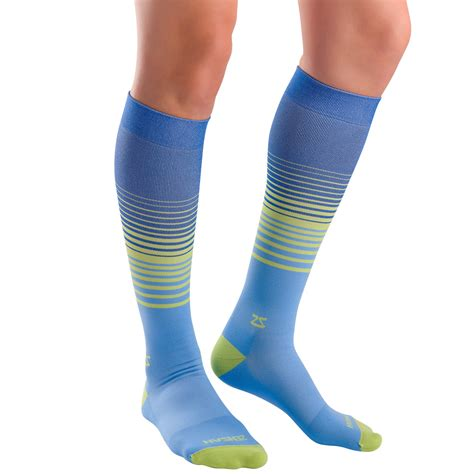Compression Socks For Travellers Zensah 174 The Leader In Comfort Travel Accessories Releases New Design Fresh Legs Compression Socks