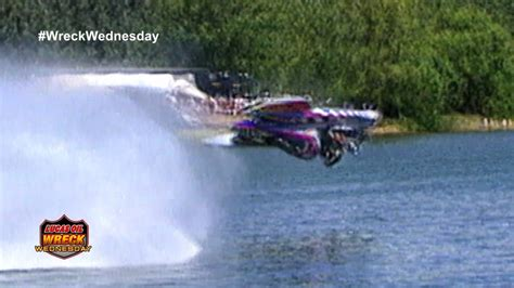 boat wrecks youtube drag boat racing bad crashes pictures to pin on pinterest