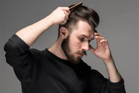 Shower Tips For Healthy Hair by Healthy Hair For Mens Salon In Irvine Ca Barber