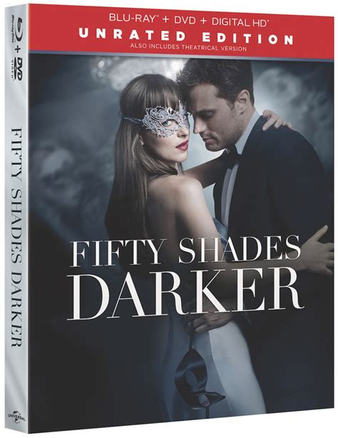 fifty shades darker film adaptation fifty shades darker unrated cut a reality for 4k blu