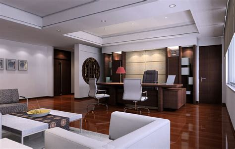 modern ceo office interior design luxury office design