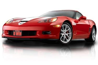 Corvette Stingray Giveaway - 301 moved permanently