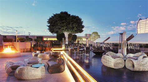 Outdoor Deck Seating by San Deck The Best Place For Sandton Sundowners