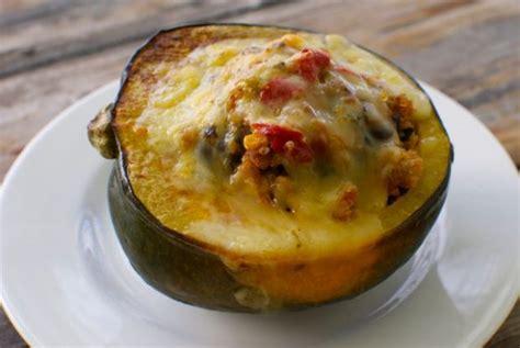 Reader Recipe Southwestern Stuffed Acorn Squash by Southwestern Quinoa Stuffed Acorn Squash Made Easy