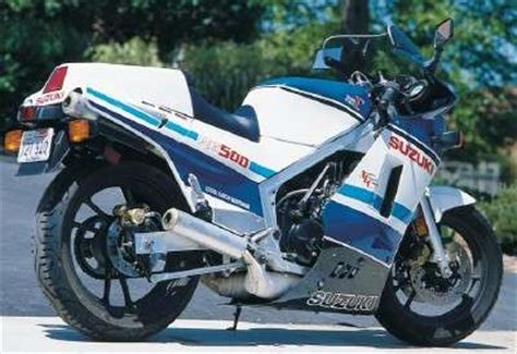 Suzuki Gamma 500 1986 Suzuki Rg 500 Gamma Pictures 1986 Suzuki Rg 500