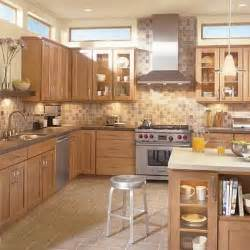 spiced up stock kitchen cabinets this old house