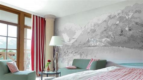 How To Paint Wall Murals 25