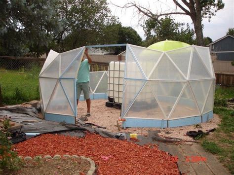 geodesic dome greenhouse benefits     owner