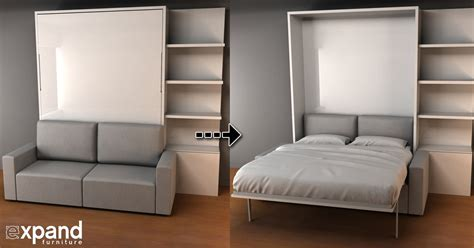 murphy bed couch combo murphy sofa clean murphysofa sectional wall bed expand furniture thesofa