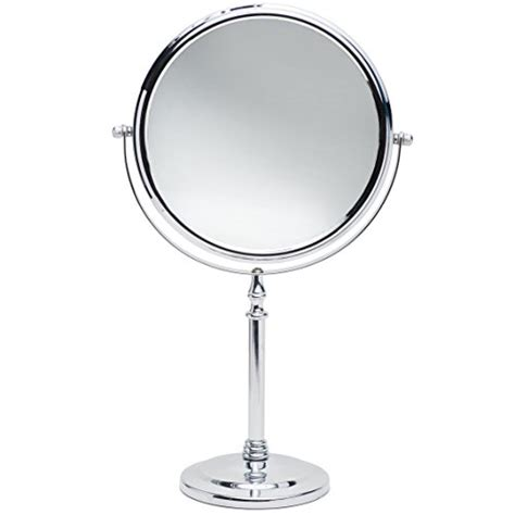 Women Vanity Makeup Mirror Large Countertop Bathroom Magnifying Vanity Mirrors Bathroom
