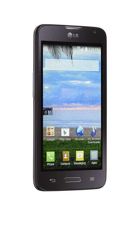 is lg android lg ultimate 2 l41c android prepaid phone with minutes tracfone ebay