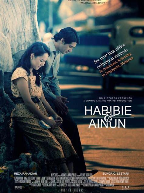 biografi film habibie dan ainun 18 film indonesia yang menorehkan sejarah celeb bintang com