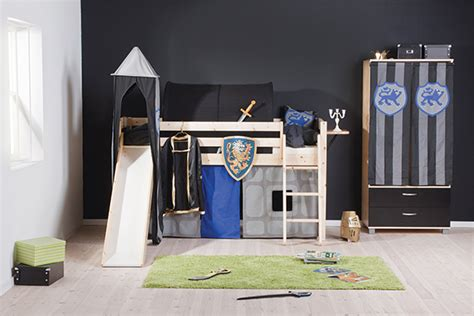 Knights Bedrooms by 15 Bunk Bed With Slides For Bedroomm