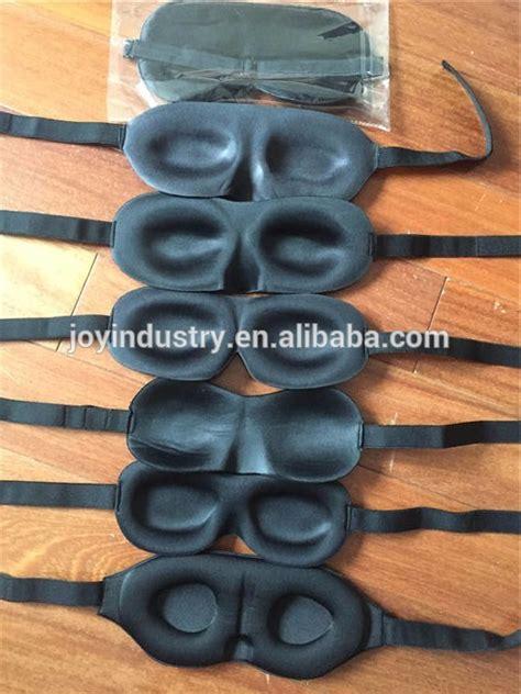 Sleeping Mask Model Kodok j006 logo printed 3d luxury travel sleep eye masks buy novelty sleep eye mask pattern for