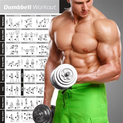 dumbbell workout routine for mass eoua
