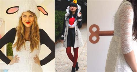 cool diy halloween costumes  teens diycraftsguru