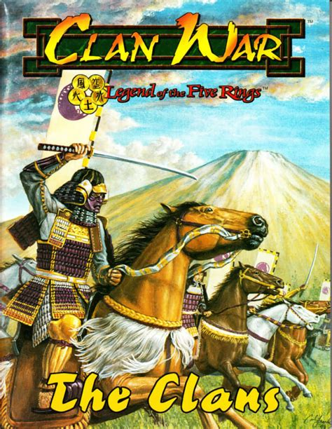 the book of five rings wikipedia clan war the clans l5r legend of the five rings wiki