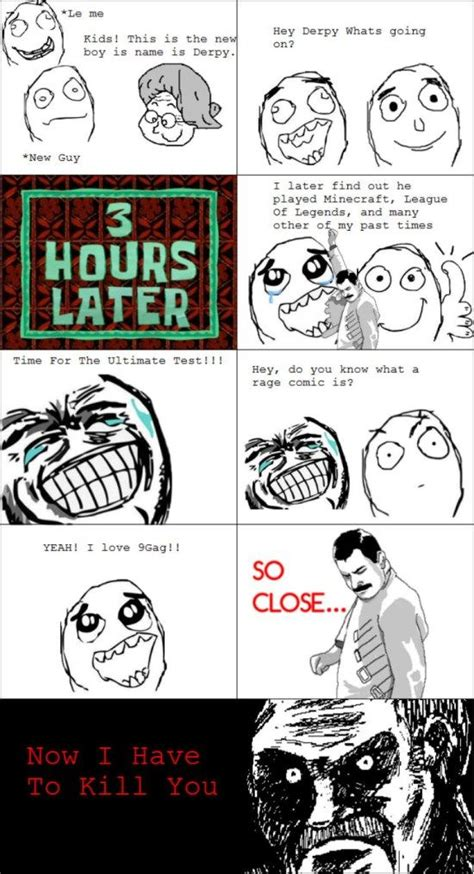 Rage Meme Comics - pinterest the world s catalog of ideas