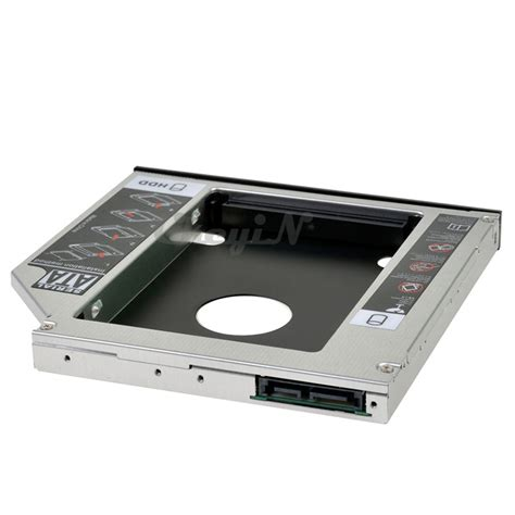 dvd to hdd ssd 7mm 12 7mm 9 5mm sata 2nd ssd hdd caddy sata drive enclosures for 12 7mm