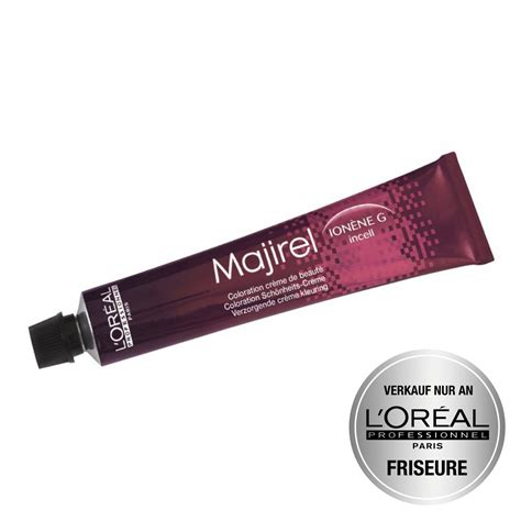 Loreal Majirel No 4 Brown 50ml Oxydant 6 75ml l or 233 al majirel light blond 8 xx 50ml